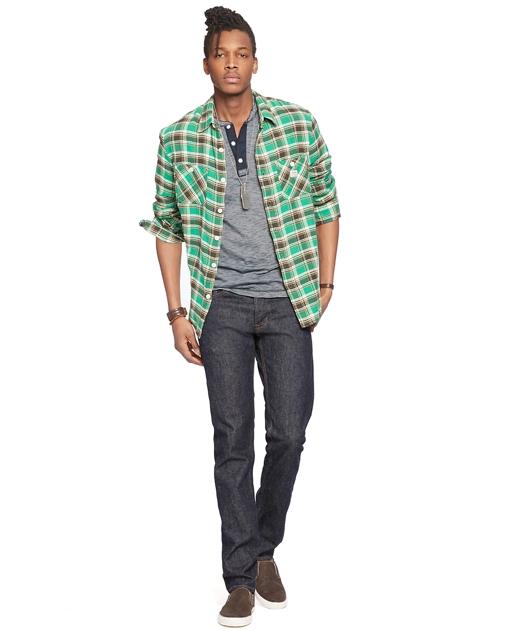 4fbca4084 produt-image-0.0. produt-image-1.0. produt-image-2.0. Men Clothing Casual Shirts  Ward Plaid Twill Shirt. Polo Denim   Supply