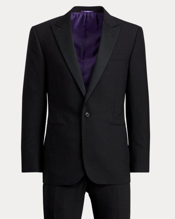 Wool Peak-Lapel Tuxedo