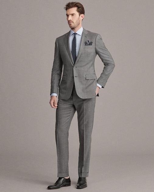 79da409cdc Anthony Wool Sharkskin Suit   Formalwear Sport Coats, Trousers ...