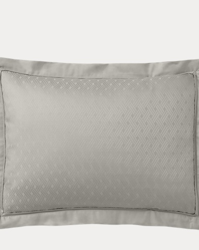 Bedford Jacquard Throw Pillow
