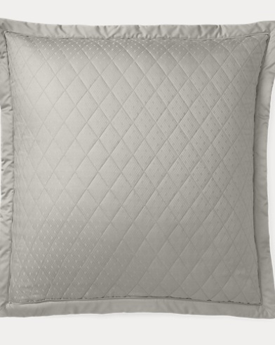 Bedford Quilted Throw Pillow