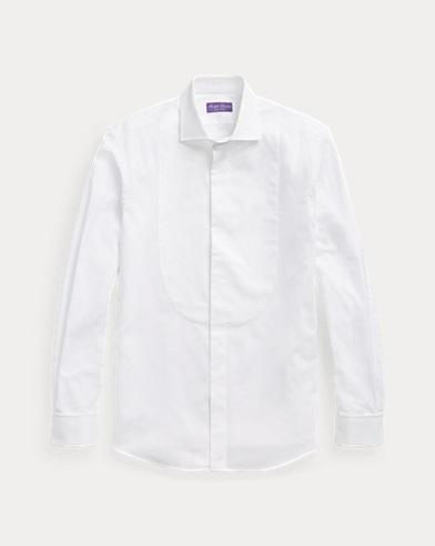 Poplin Tuxedo Shirt