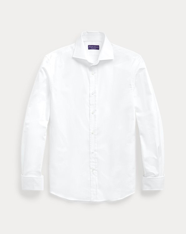 Poplin French Cuff Shirt