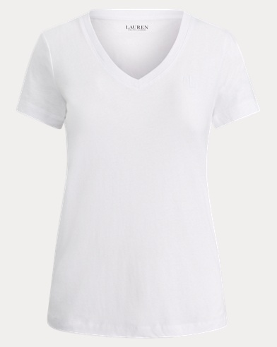 V-Neck Sleep Tee