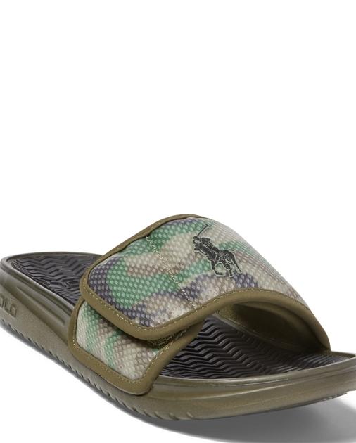 16e112127ce Polo Ralph Lauren Romsey Slide Sandal 1