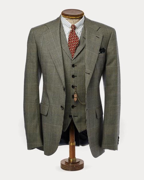 67fff7663b Glen Plaid Wool Sport Coat