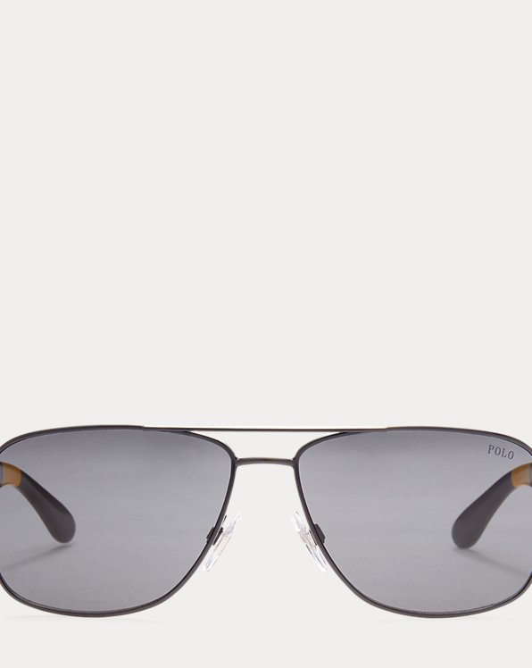 Color-Blocked Sunglasses