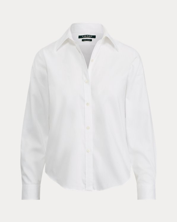Easy Care Cotton Shirt