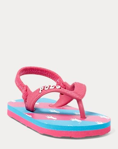 Flip-Flop Amino mit Streifen
