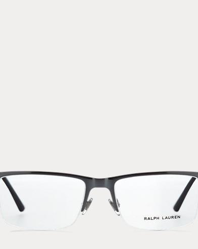 RL Hinge Rimless Eyeglasses