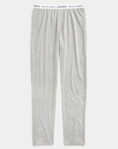 Cotton Jersey Pyjama Trouser