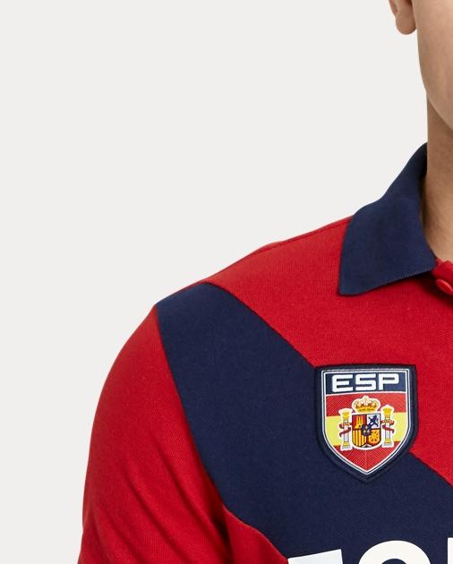 Polo España Custom Shirt Polo Custom Fit España España Shirt Fit Fit Polo Custom Yb6y7gf