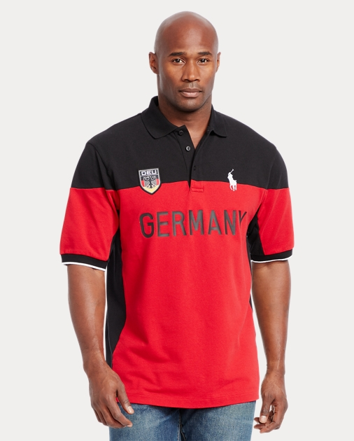 af26699105 Classic Fit Germany Polo Shirt