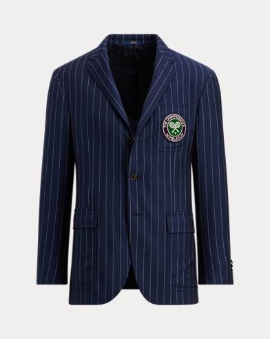Blazer in lana Umpire Wimbledon