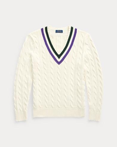 Wimbledon Umpire Sweater