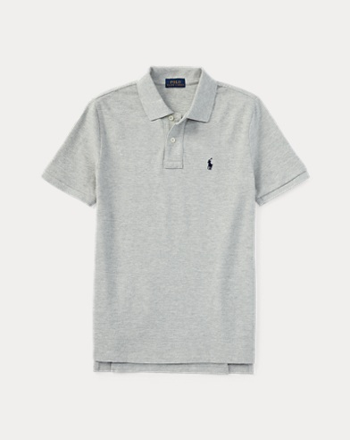 34f62c114 Boys' Polo Shirts - Short & Long Sleeve Polos | Ralph Lauren