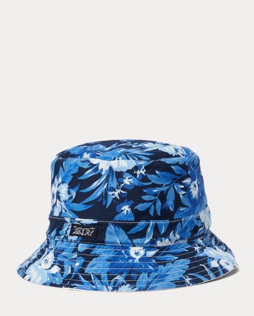 663127db74c Polo Ralph Lauren Reversible Bucket Hat 2