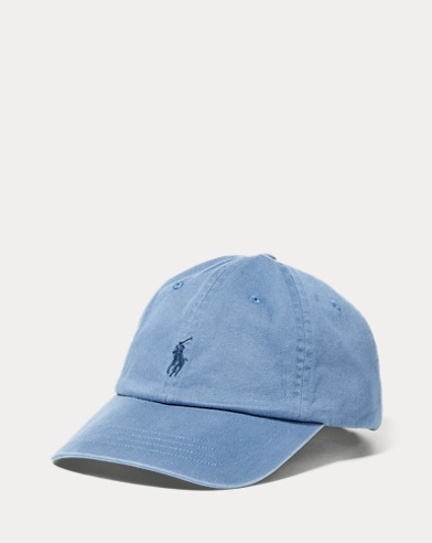 dee46d42a Cotton Chino Baseball Cap