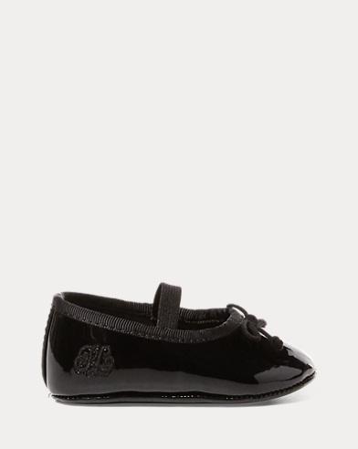 21191f610 Allie Faux-Leather Ballet Flat