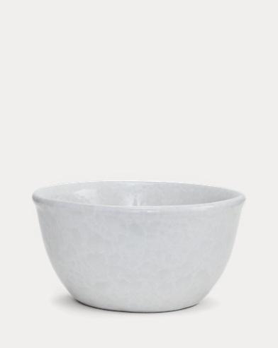 Bennington White Soup Bowl