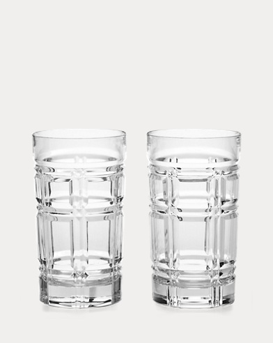 Greenwich Highball Tumbler Set