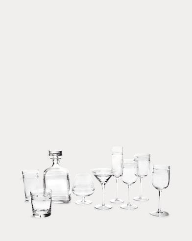 Collection verrerie & bar Bentley
