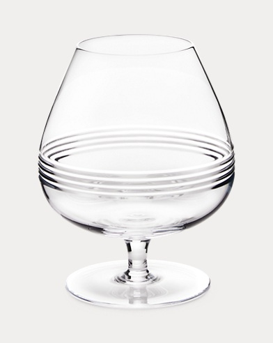 Bentley Crystal Brandy Glass