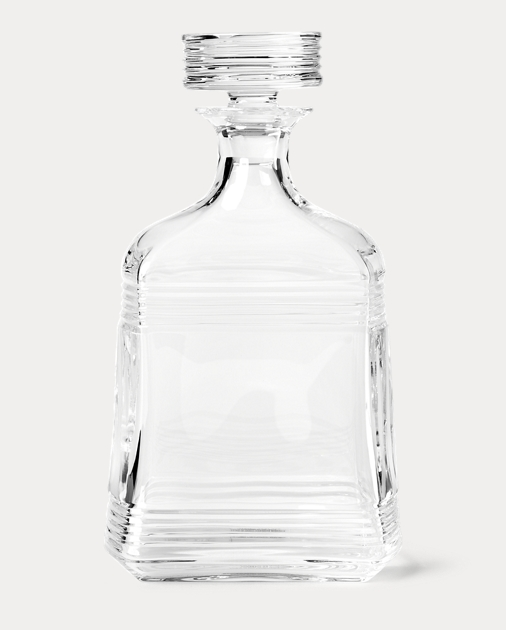 Bentley Crystal Decanter