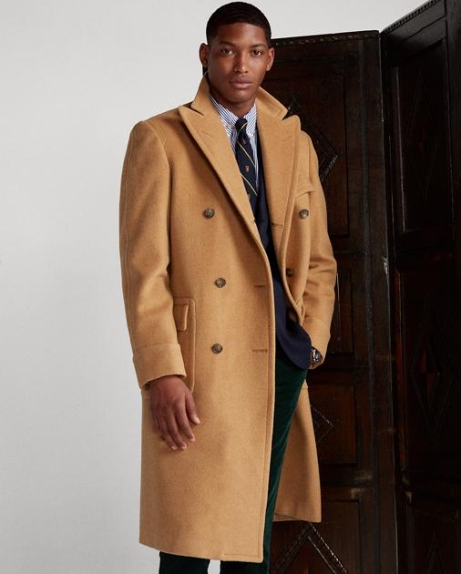 49c5b7101 Polo Ralph Lauren Polo Camel Hair Coat 3
