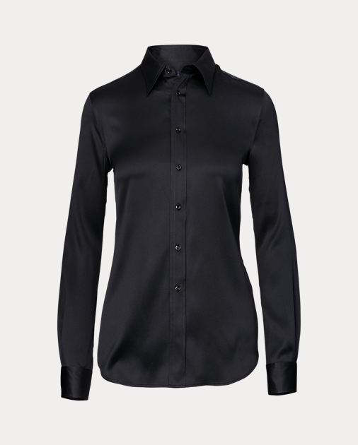 ecce30893daf3c Collection Apparel Cindy Silk Shirt 1
