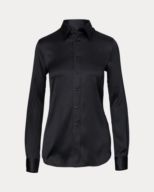 3285e84b0 Collection Apparel Cindy Silk Shirt 1