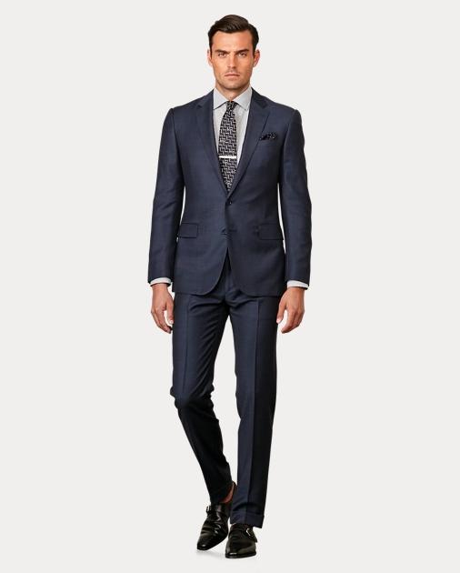 398be6306a Wool Sharkskin Suit   Formalwear Sport Coats, Trousers & Suits ...