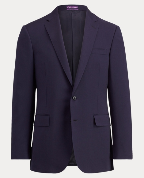 Wool Serge Sport Coat