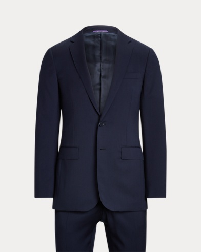 Wool Serge Suit