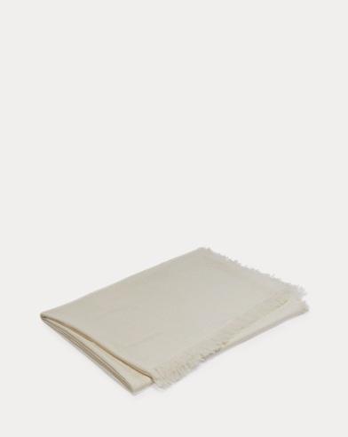 Everett Cashmere Throw Blanket