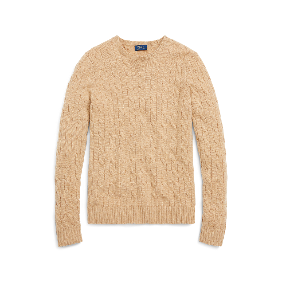 22c7a82bac21 Cable-Knit Cashmere Sweater