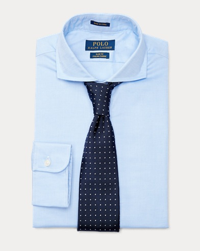 Camicia Oxford in cotone Slim-Fit