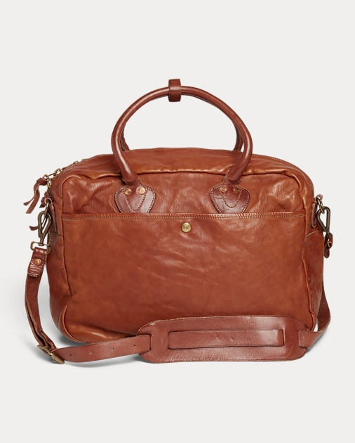 7441c89b40 Leather Cargo Briefcase | Briefcases & Portfolios Bags & Leather ...