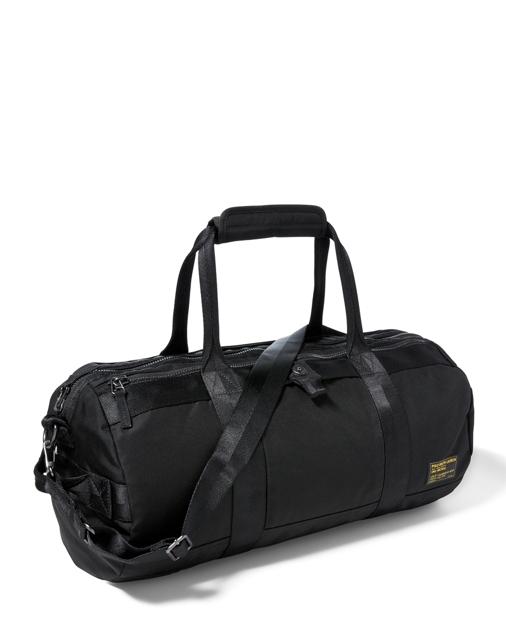 4dd716e2fbf1 Polo Ralph Lauren Military Nylon Duffel Bag 4