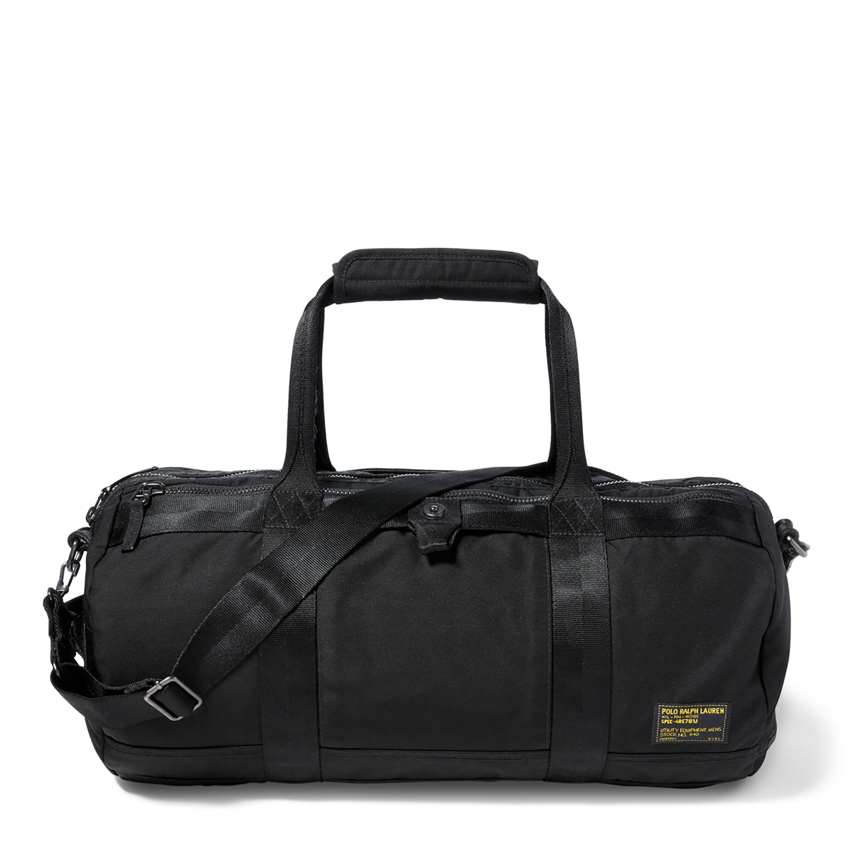 96f67eda2e8d Military Nylon Duffel Bag