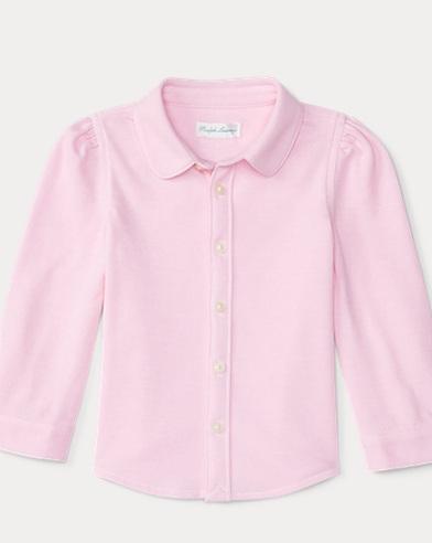 Baby Cotton Oxford Shirt