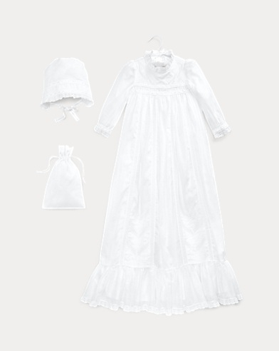 3-Piece Christening Set