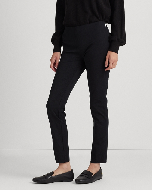 Lauren Stretch Cotton Skinny Trouser 2