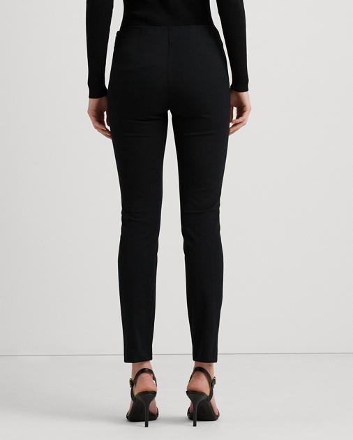 Lauren Stretch Cotton Skinny Trouser 4
