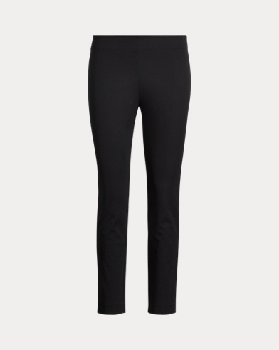 Stretch Cotton Skinny Trouser