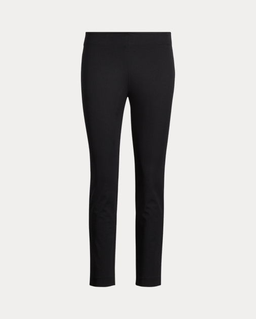 Lauren Stretch Cotton Skinny Trouser 1