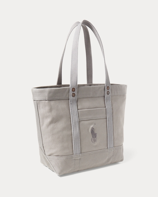 Big Lauren Pony Handbags Backpacks ToteTotesamp; Canvas Ralph xerdCoBW