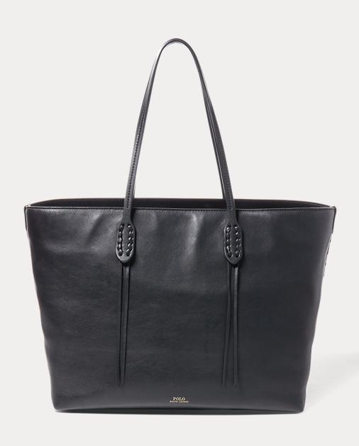 e1372ecff4 Polo Ralph Lauren Leather Tote 2