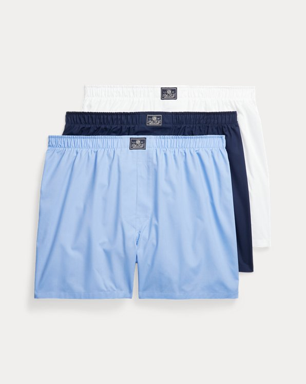 Cotton Boxer 3-Pack