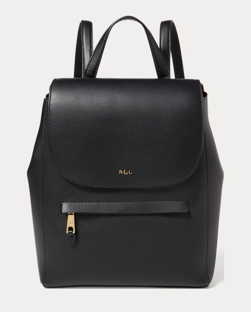 Leather Ellen Backpack   The Fall Update WOMEN   Ralph Lauren 37c61bccb4